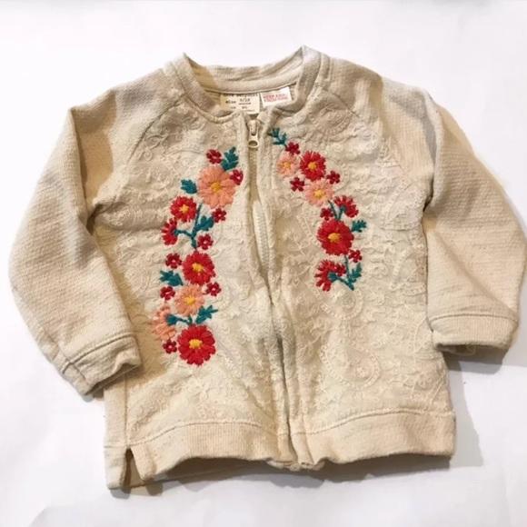 Zara Shirts Tops Baby Girl Sweater Poshmark